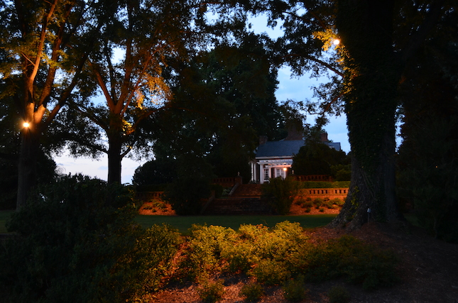 Virginia-Charlottesville-Barn-Estate-Wedding-Tree-Lights-copy
