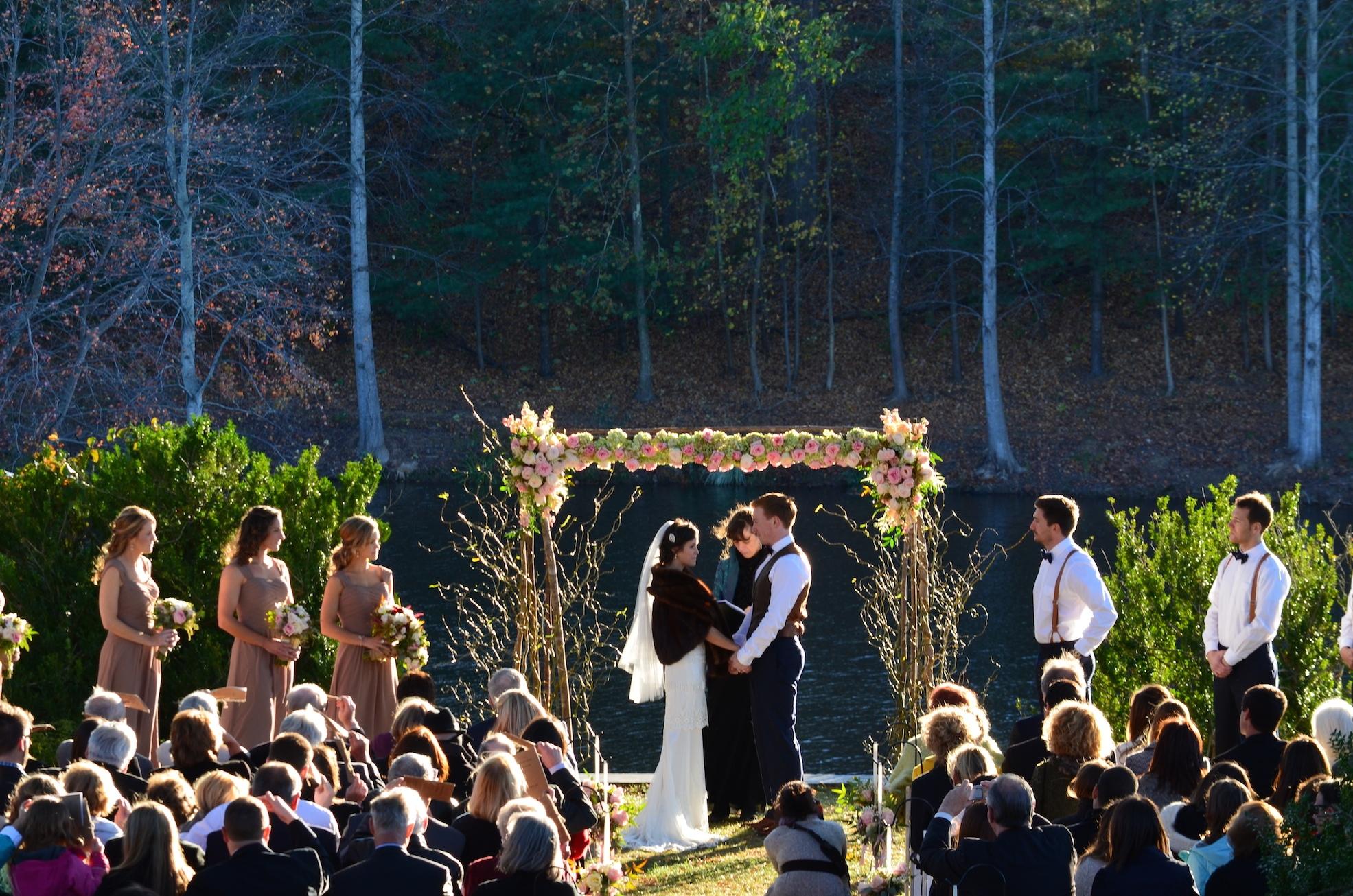XX Croquet Lawn Verulam Charlottesville Wedding