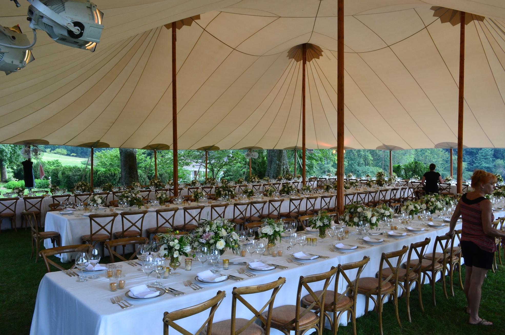 zz Croquete Lawn Tent Verulam Charlottesville Wedding