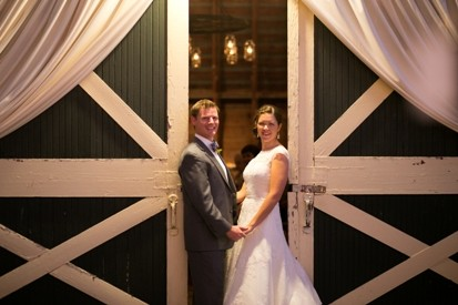 Rebecca & matthew barn doors – website
