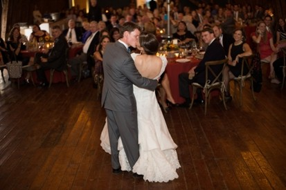Rebecca & matthew first dance – website