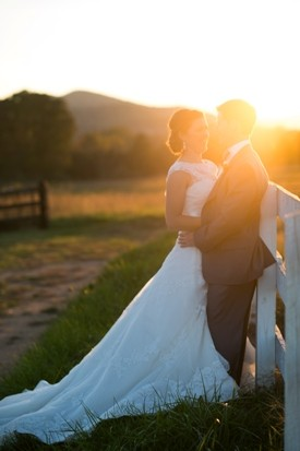 Rebecca & matthew sunset – website