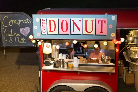 Carpe Donut Food truck