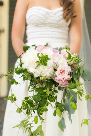 Kristina's Bridal bouquet