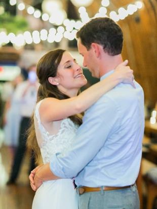 Ben & Lily dancing